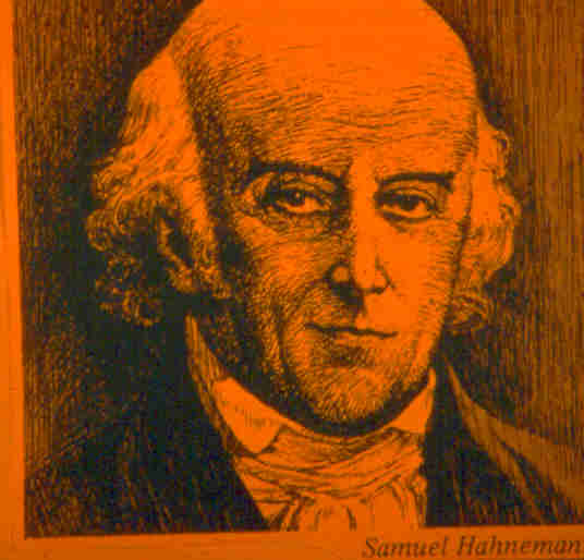Samuel Hahnemann, homeopathy, an alternative medicine for spinal cord injury (SCI) and physical disability